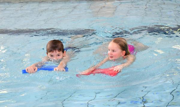 INTENSIVKURS: Kinderschwimmkurs 2x wöchentlich