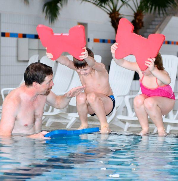 INTENSIVKURS: Kinderschwimmen für Anfänger 2 Mal wöchentlich